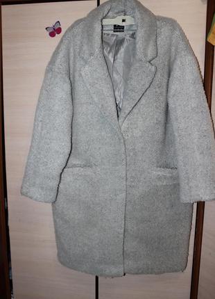 Супер стильне пальто бойфренд atmosphere