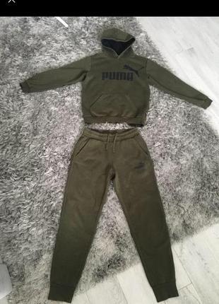 Спортивный костюм puma оригинал качество