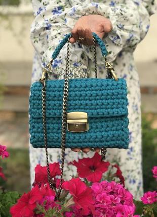 Hand made сумка