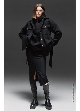 Куртка -сорочка zara l
