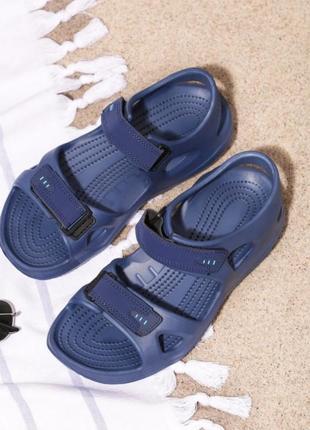Сандалии пляжные, босоножки мужские, сандалии на липучках