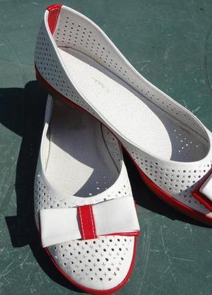 Туфли 40 размер кожа как новые 263 мм стелька
