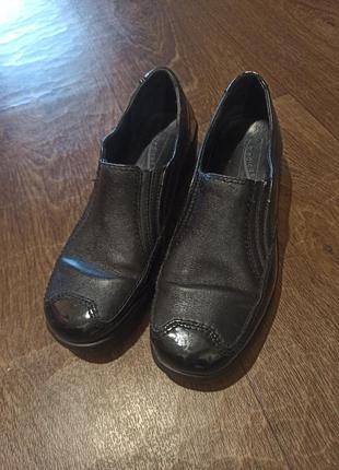 Туфли натуральная кожа 38