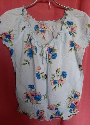 Легчайшая блузка