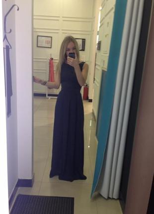 Вечернее платье . выпускное платье xs