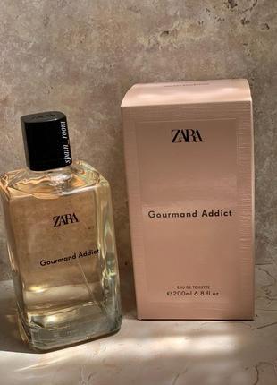 Духи zara gourmand addict/жіночі парфуми /парфюм