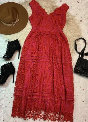 Шикарное платье размер xl