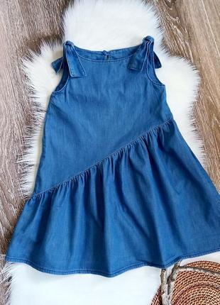 Лёгкое платье от zara