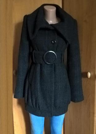 Демисезонное пальто ф.jane norman (англ) uk 10 или s 42-44.