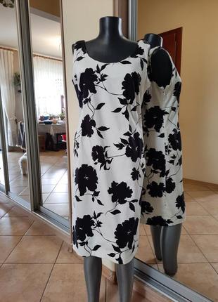 Красивое котоновое платье 👗