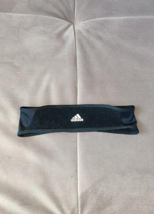 Повязка на голову adidas run оригинал