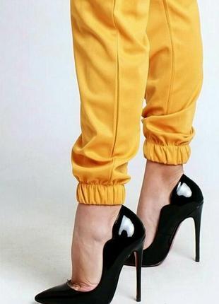 Женские брюки штаны джогеры турция