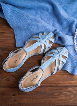 Босоножки сандали mildo shoes