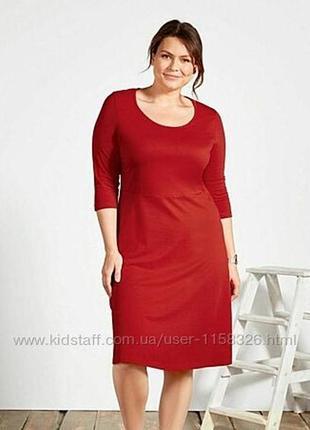 Esmara женское комфортное хлопковое платье