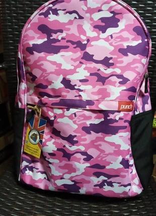 Punch рюкзак сумка