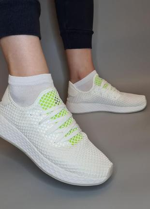 Кросовки белые качественные
