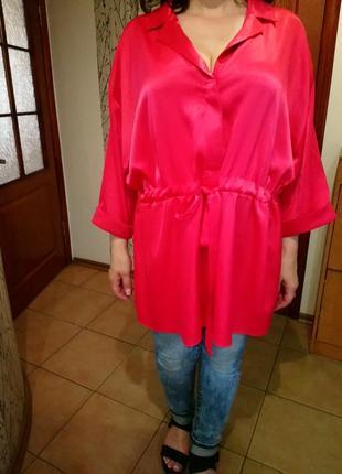 🌺 🌿 🍃 очень красивая блуза большой размер 🌺 🌿 🌼