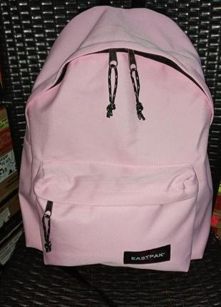 Eastpak ніжно-рожевий рюкзак