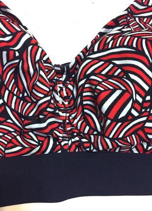 Купальник  раздельный  халтер  lindex швеция на большую грудь2 фото