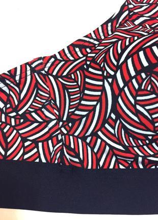 Купальник  раздельный  халтер  lindex швеция на большую грудь3 фото