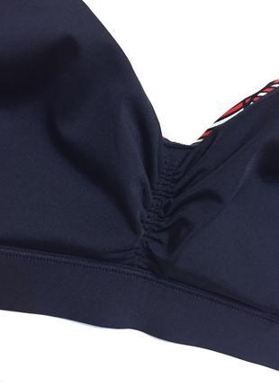 Купальник  раздельный  халтер  lindex швеция на большую грудь7 фото