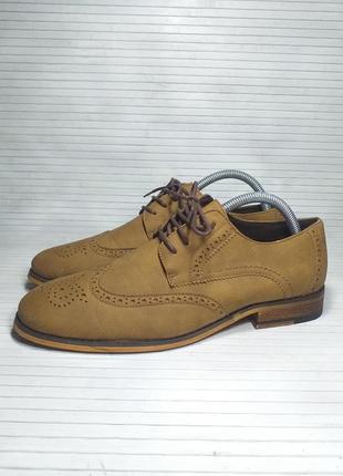 Туфли -броги