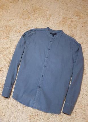 Брендова стильна сорочка smog slim fit