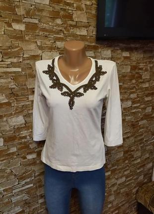Турецкая, хлопковая, женская блуза, блузка, футболка, футболочка, рубаха