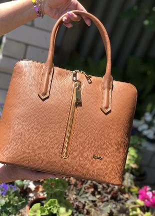 Кожаная сумка италия twr-118