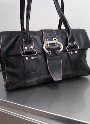 Кожаная сумка , 100% натуральная кожа