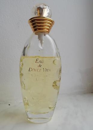Dior eau de dolce vita