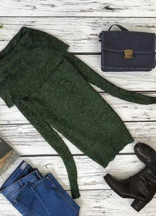 Женственный свитер pimkie длинного фасона   sh4399