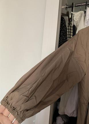 Легкое летнее платье сарафан поплиновое zara8 фото