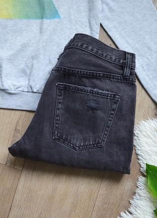 Бомбезні мом джинси tally weijl із чудовою вишивкою6 фото