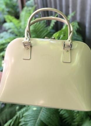 Кожаная сумка италия twr-14