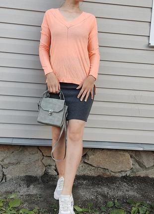 Кофта женская свитшот блузка топ майка поло светр гольф