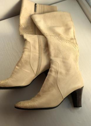 Шикарне шкіряне взуття