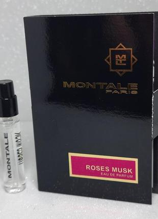 Montale roses musk парфюмированная вода