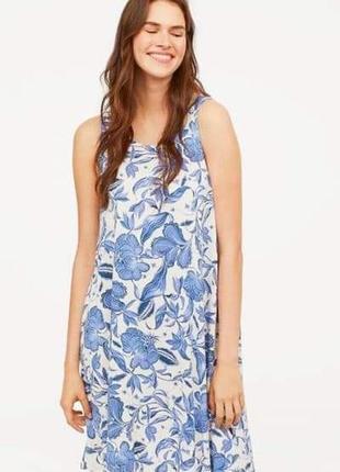 Платье со свежих коллекций h&м р.s