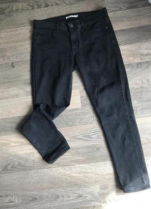 Джинсы скинни штаны