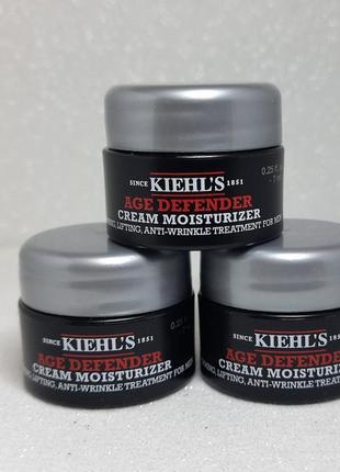 Kiehl's age defender сream moisturizer