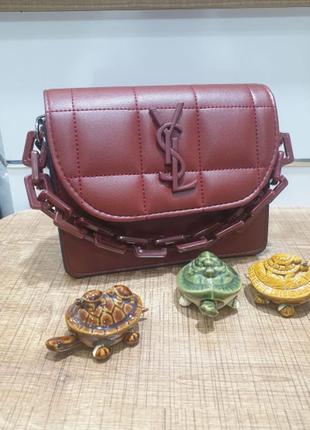 Удобная сумочка три отделения