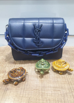 Стильная сумочка клатч три отделения