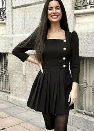 Cтильное платье zara