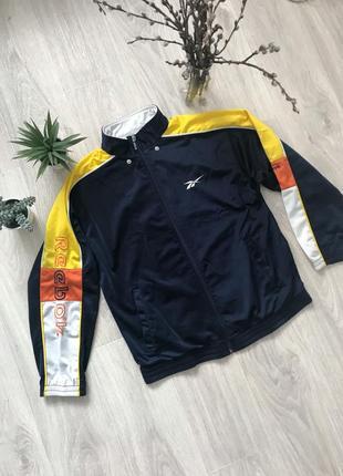 Олимпийка зип худи свитшот кофта мастерка reebok