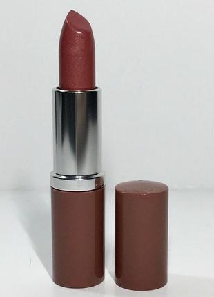 Помада clinique pop lip colour + primer lipstick 02 bare pop