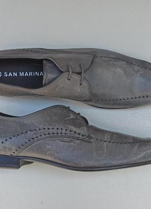 Туфли san marina, р-р 42