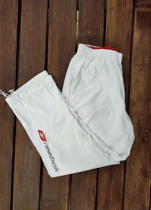 Винтажные спортивные штаны reebok