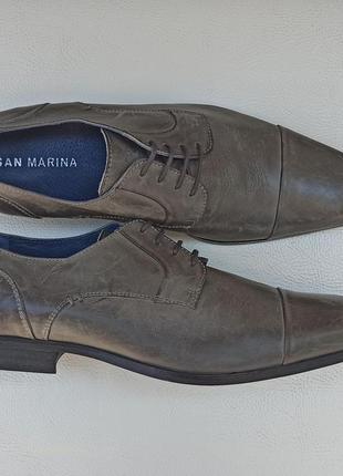 Туфли san marina, р-р 43