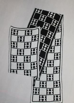 Hermes шарф